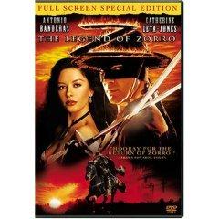 Legend of Zorro (New DVD Full Screen)