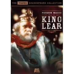 King Lear  (New DVD)
