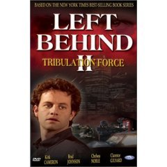 Left Behind II Tribulation Force - NEW DVD FACTORY SEALED