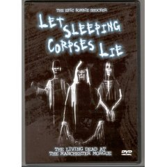 Let Sleeping corpses Lie - NEW DVD FACTORY SEALED