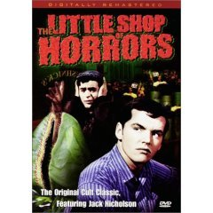 Little Shop of Horrors - NEW DVD FACTORY SEALED