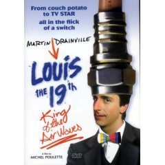 Louis the 19th King of the Air Waves - NEW DVD FACTORY SEALED