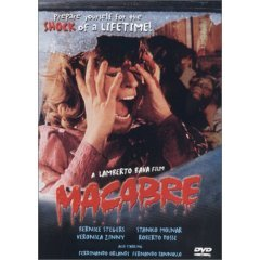 Macabre - NEW DVD FACTORY SEALED