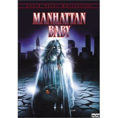 Manhattan Baby - NEW DVD FACTORY SEALED