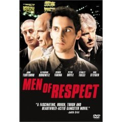 Men of Respect - NEW DVD FACTORY SEALED