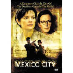 Mexico City - NEW DVD FACTORY SEALED