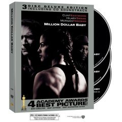 Million Dollar Baby 3 Disc Set (New DVD Widescreen)