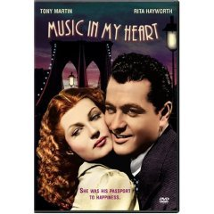 Music In My Heart - NEW DVD FACTORY SEALED