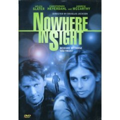 Nowhere In sight - NEW DVD FACTORY SEALED