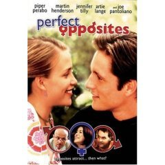 Perfect Opposites - NEW DVD FACTORY SEALED