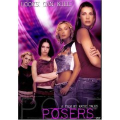 Posers - NEW DVD FACTORY SEALED