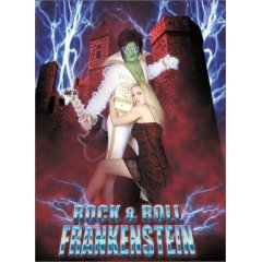 Rock & Roll Frankenstein (New DVD)