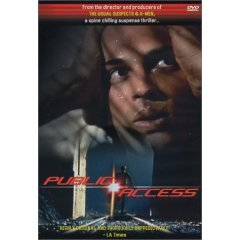 Public Access - NEW DVD FACTORY SEALED