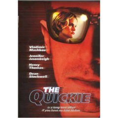 The Quickie - NEW DVD FACTORY SEALED