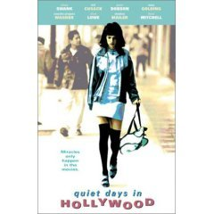 Quiet Days In Hollywood - NEW DVD FACTORY SEALED