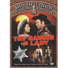 The Ranger and the Lady - NEW DVD FACTORY SEALED