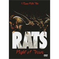 Rats Night of Terror - NEW DVD FACTORY SEALED