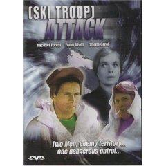 Ski Troop Attack (New DVD)