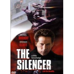 The Silencer - NEW DVD FACTORY SEALED