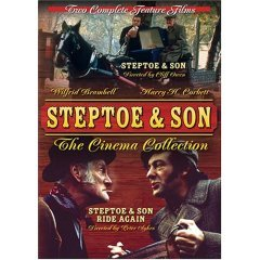 Steptoe & Son Collection - NEW DVD FACTORY SEALED