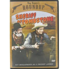 Sheriff of Tombstone - NEW DVD FACTORY SEALED