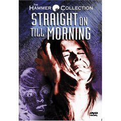 Straight On Till Morning - NEW DVD FACTORY SEALED