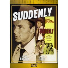 Suddenly - NEW DVD FACTORY SEALED