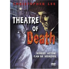 Theatre of Death - NEW DVD FACTORY SEALED