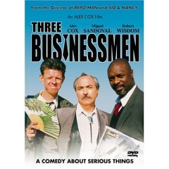 Three Businessmen - NEW DVD FACTORY SEALED