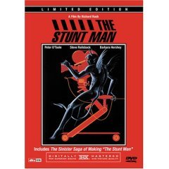 The Stunt Man - NEW DVD FACTORY SEALED