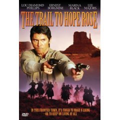 The Trail To Hope Rose - NEW DVD FACTORY SEALED
