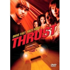 Thrust - NEW DVD FACTORY SEALED
