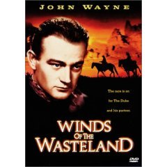 Winds of the Wasteland - John Wayne - NEW DVD FACTORY SEALED