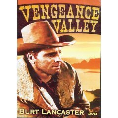 Vengeance Valley - NEW DVD FACTORY SEALED