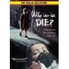Who Saw Her Die? - NEW DVD FACTORY SEALED