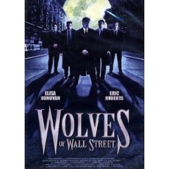 Wolves of Wall Street - NEW DVD FACTORY SEALED