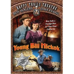 Young Bill Hickok - Roy Rogers - NEW DVD FACTORY SEALED