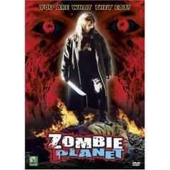 Zombie Planet - NEW DVD FACTORY SEALED