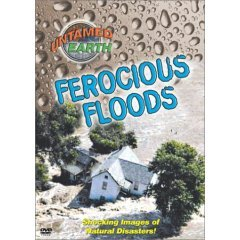 Untamed Earth Ferocious Floods - NEW DVD FACTORY SEALED