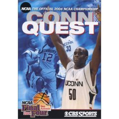 Connquest - The Official 2004 NCAA Men's Basketball Championship - NEW DVD FACTORY SEALED