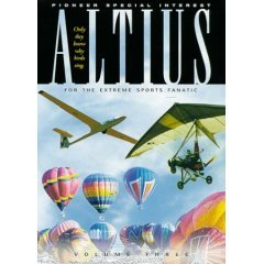 Altius Volume 3 - NEW DVD FACTORY SEALED