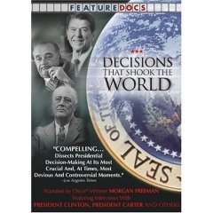 Decisions That Shook The World - NEW DVD FACTORY SEALED
