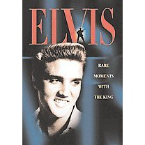 Elvis Rare Moments With The King - NEW DVD FACTORY SEALED