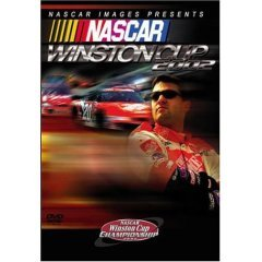 NASCAR Winston Cup 2002 - NEW DVD FACTORY SEALED