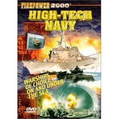 Firepower 2000 High Tech Navy - NEW DVD FACTORY SEALED