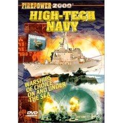Firepower 2000 High Tech Navy - NEW DVD FACTORY SEALED