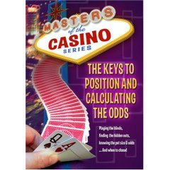 The Keys to Position and Calculating the Odds  - NEW DVD FACTORY SEALED