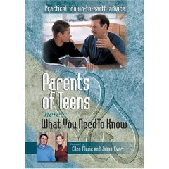 Parents of Teens What You Need To Know - NEW DVD FACTORY SEALED
