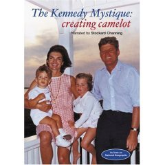 The Kennedy Mystique Creating Camelot - NEW DVD FACTORY SEALED