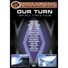 Our Turn An All Girls Film - NEW DVD FACTORY SEALED